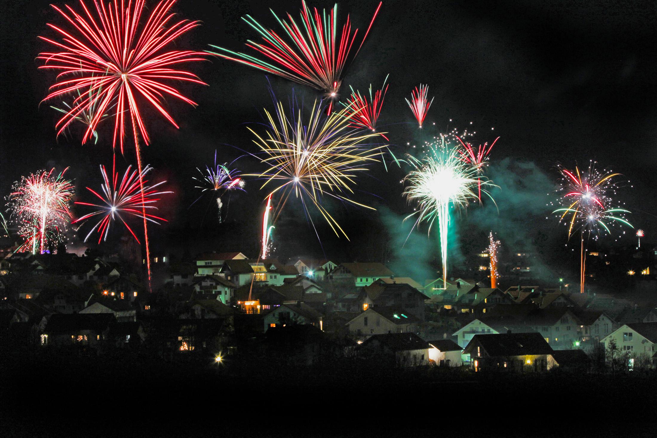 Zum Neuen Jahr! - Nachrichten