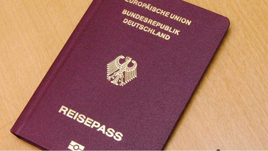 """Bildergebnis für deutscher wappen reisepass"""""""